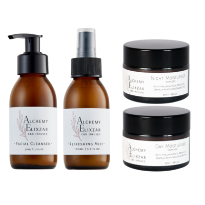 Nourishing Sensitive Skin Bundle