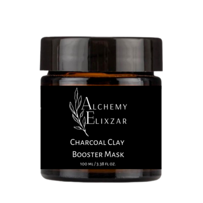 Charcoal Clay Booster Mask