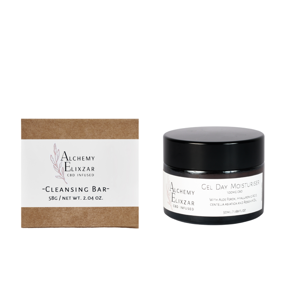 CBD Oily Skin Starter Bundle
