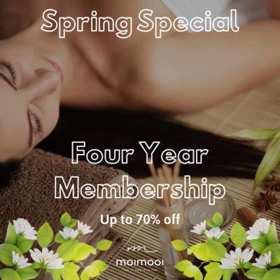 Four Year Membership