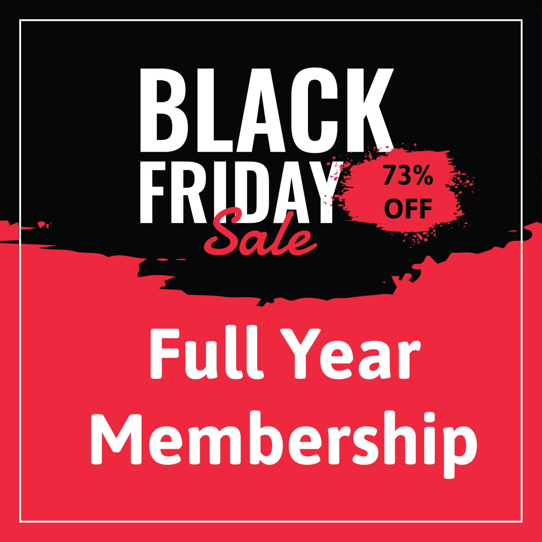 Full Year Membership