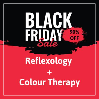 Reflexology + Colour Therapy