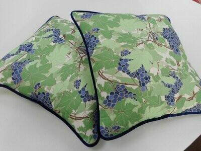 Grape Cushions
