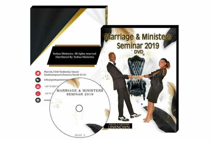 Marriage and Ministers Seminar 2019