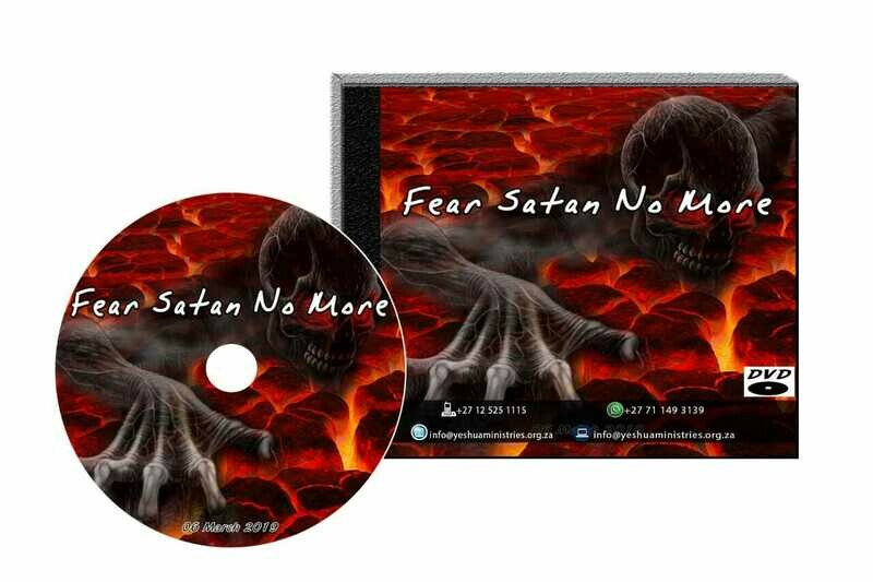 Fear satan No More