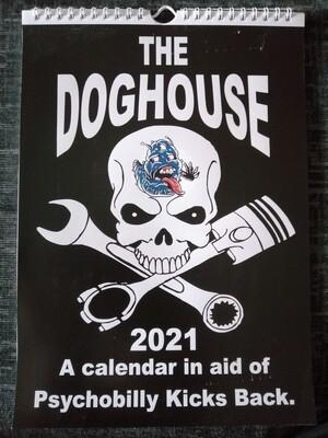 Doghouse/PKB 2021 calendar