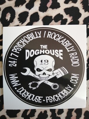 Doghouse Stickers - various designs