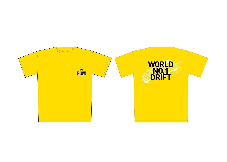 "Футболка детская ""World No.1 Drift"""
