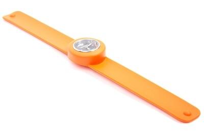 Часы подростковые «young» оранжевые