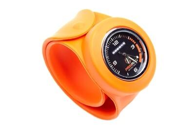 Часы подростковые «teenager» оранжевые