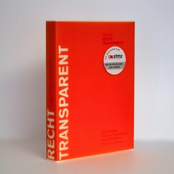 Buch Tier im Recht Transparent