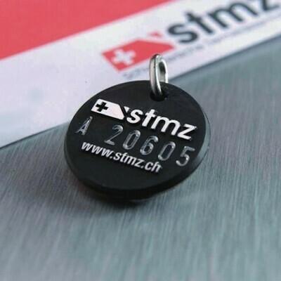 STMZ Tierfindermarke für Katzen