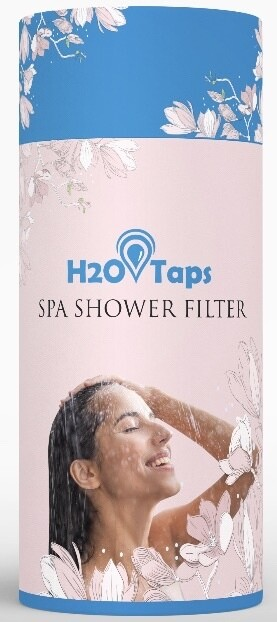 Showerhead Replacement Filter - 6 Months Life-Spam