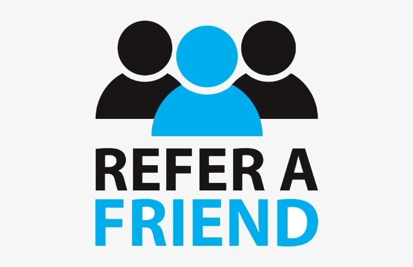 Refer a Friend & Earn 15% discount