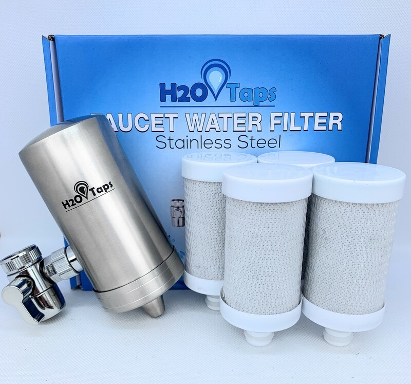 Annual Pack - Tap Filter + 4 Cartridges