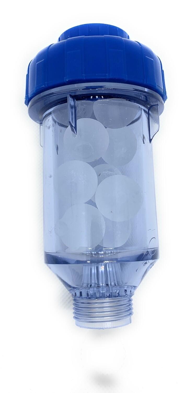 Filtro Antical de Polifosfato para Lavadoras y Lavavajillas, Descalcificador de Agua