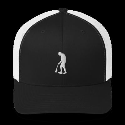 Paint Gunners - Trucker Hat (Black / White)