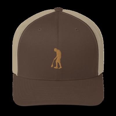 Paint Gunners - Trucker Hat (Brown / Khaki)