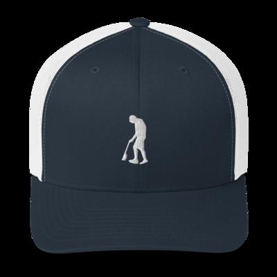 Paint Gunners - Trucker Hat (White / Navy)