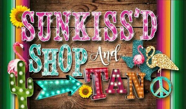 Sunkiss'd Shop n Tan