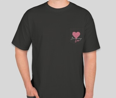 Becoming Love Pocket Tee