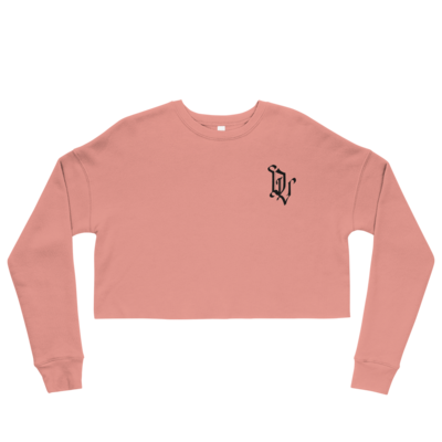 limmited eddition Crop Sweatshirt