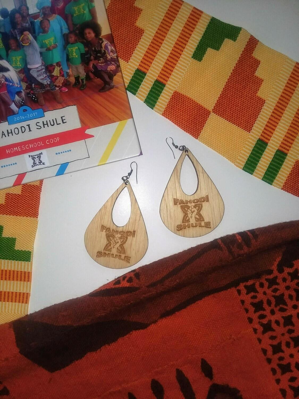 Fahodi Shule earrings