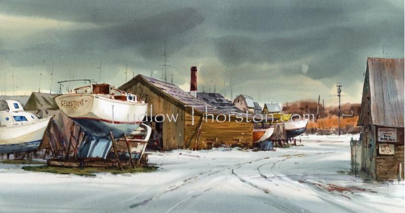 Beaton's Boat Yard