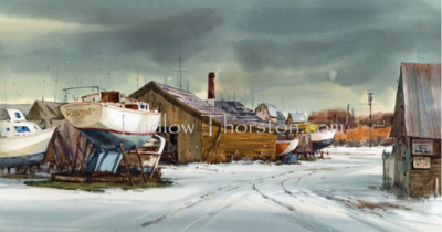 Beaton's Boat Yard