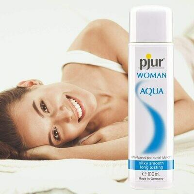 Pjur Woman Aqua Water Based Personal Lubricant 100ml