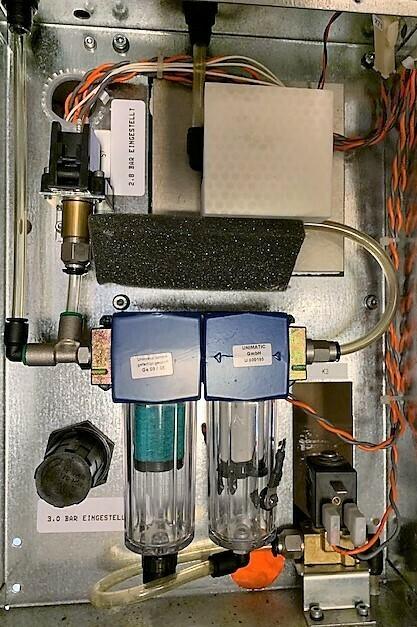 Compressed Air Unit, cpl.
