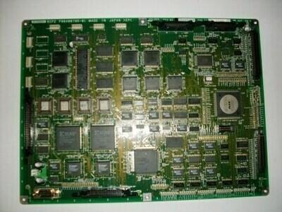 RCP2 PCB PR-R8xxx