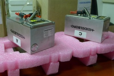 Suprasetter laser head Gen. 2, second hand