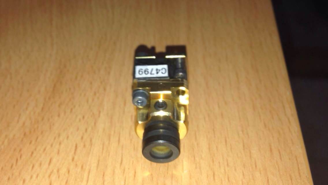 LD block A/S(5.6) 3-pin gold
