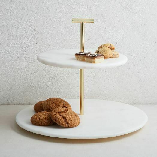Nadia Dessert Tray