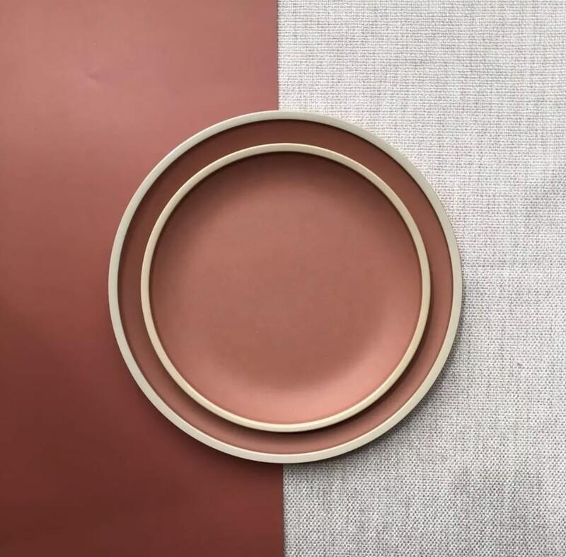 Poppy Stoneware Collection in Blush