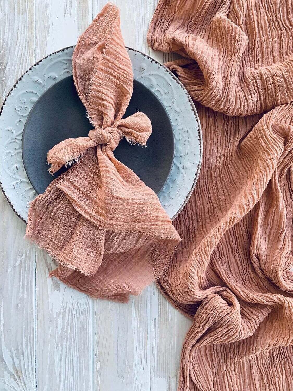 Cheese cloth Napkin
