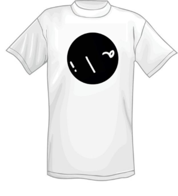 Simple Logo White T-Shirt