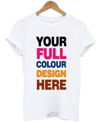 Logo Print / T-Shirt