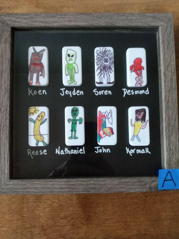 2nd Grade Art project--A