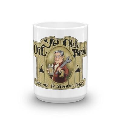 Ye Olde Oil Mug