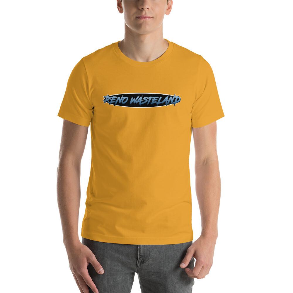Reno Wasteland Gaslands - Short-Sleeve Unisex T-Shirt