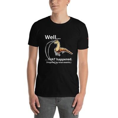 NNXW Llama Prawn Short-Sleeve Unisex T-Shirt