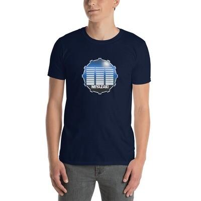 Gaslands Miyazaki Short-Sleeve Unisex T-Shirt
