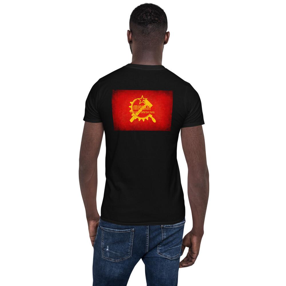 Gaslands Mishkin Flag Short-Sleeve Unisex T-Shirt