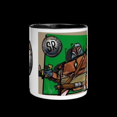 SR you need pants Mug with Color Inside