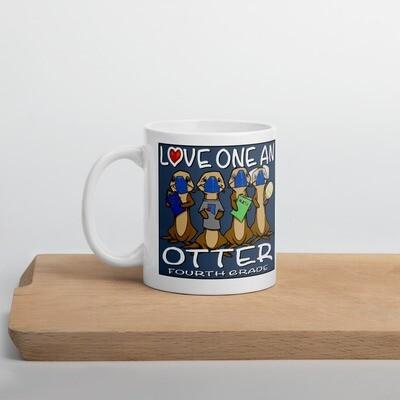 Otter be masked Mug