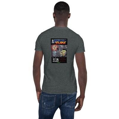 Professor G and Blake Issue 3 Short-Sleeve Unisex T-Shirt