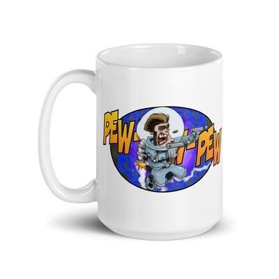 Blake Pew-Pew-Pew Mug
