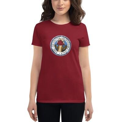 SSES  2020 Masked Otter Logo Women's short sleeve t-shirt